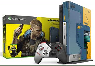 Console Xbox One X 1 To Cyberpunk 2077 (Édition limitée)