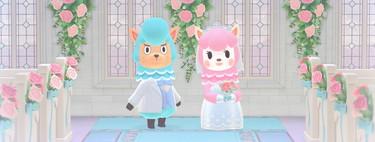 Guide Animal Crossing New Horizons: comment obtenir les bijoux d'amour et les nouveaux objets pour la saison des mariages