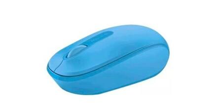 Souris mobile sans fil Microsoft 1850