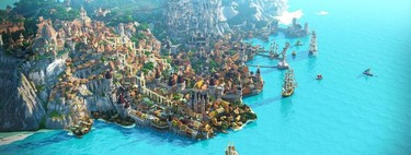 31 bâtiments, villes et idées architecturales époustouflantes créés dans Minecraft