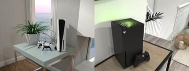 Comment intégrer les nouvelles Xbox Series X et PS5 dans le décor du salon: nous avons demandé aux professionnels du design d'intérieur et du style