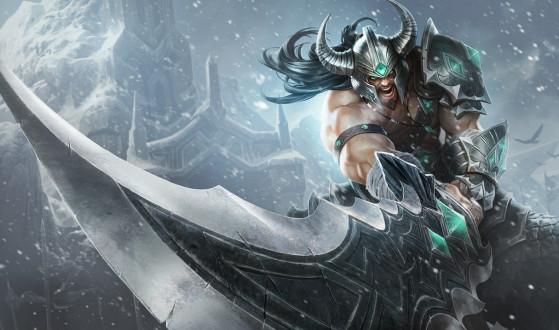 Tryndamere est le champion le plus simple du jeu - League of Legends